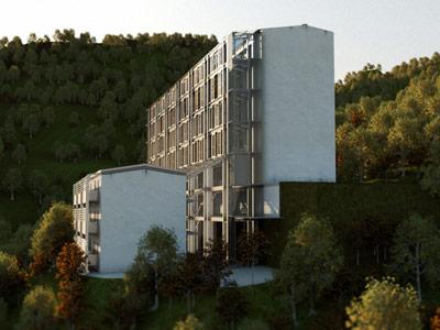 Retrofit edificio residenziale